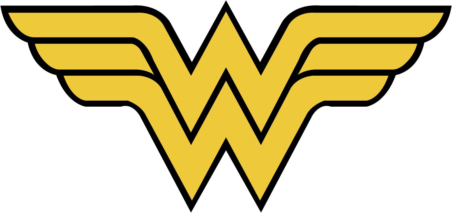Wonder Woman Zeichen