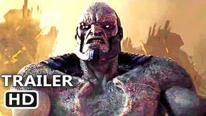 JUSTICE LEAGUE Snyder Cut Trailer (2021) Ben Affleck, Gal Gadot Movie HD