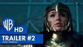 WONDER WOMAN 1984 - Offizieller Trailer 2 Deutsch HD German (2020)