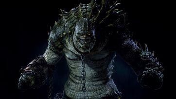 Knight croc
