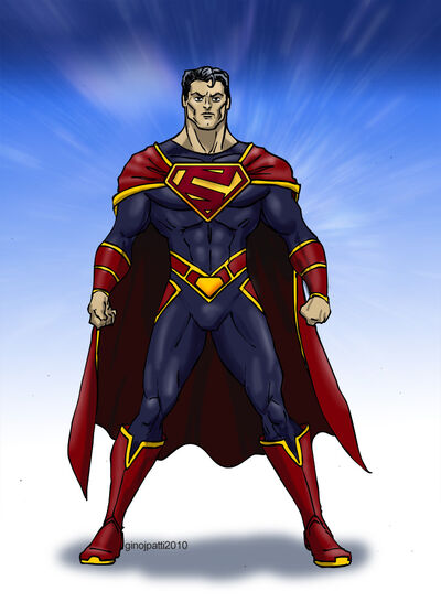Superman(Earth-BM)