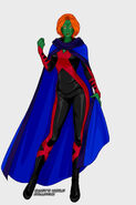 Miss Martian (Ultimate DC)