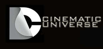 DC Cinematic Universe GGD Logo