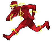 Flash redesign by joelrcarroll-d2zsk8l