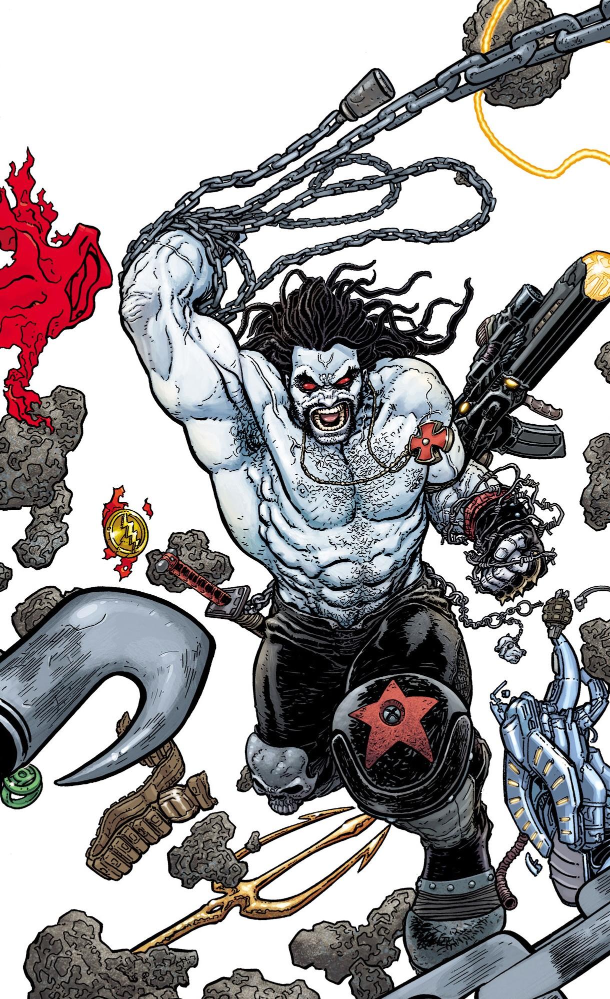 Lobo Kills the DC Universe | DC Comics Fanfiction Wikia