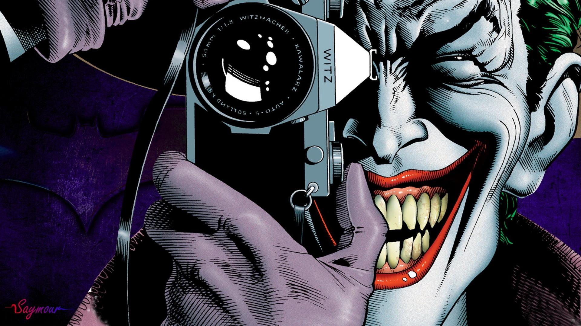 Joker Face Animated Wallpaper 3