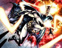 Batman est tué par la Sanction Omega