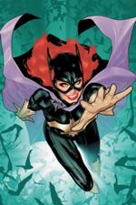 150px-Batgirl Barbara Gordon 0025