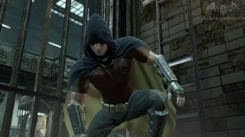 Robin DLC (Black Mask Campaign) ALL MEDALS - Batman Arkham City Riddler's Revenge