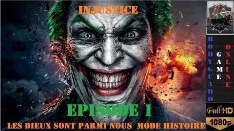 Injustice Les Dieux Sont Parmi Nous Episode 1 5 Mode Histoire ★ Full HD 1080P ★
