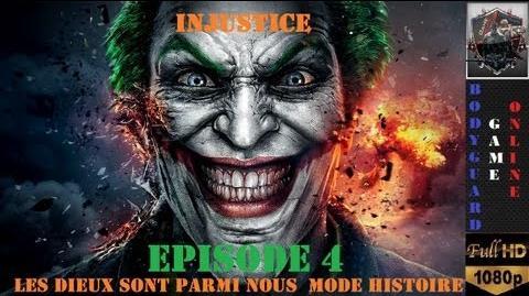 Injustice Les Dieux Sont Parmi Nous Episode 4 5 Mode Histoire ★ Full HD 1080P ★