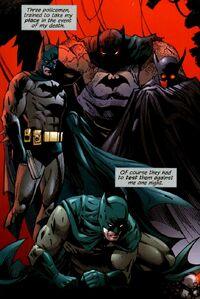 Les Trois Fantômes de Batman