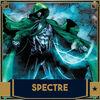 Icône Spectre (-)
