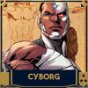 Icône Cyborg (---)