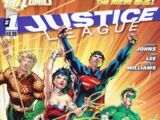Justice League Vol 2 1