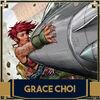 Icône Grace Choi