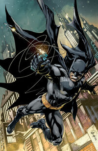 Batman : Redesign Post-52 de Jim Lee