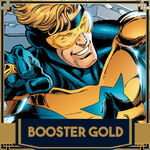 Icône Booster Gold