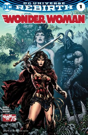 Wonder Woman Vol 5 1