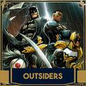 Icône Outsiders