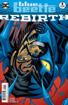 Blue Beetle: Rebirth Vol 1 1