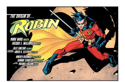 Origines de Robin