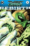 Hal Jordan and the Green Lantern Corps: Rebirth Vol 1 1