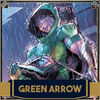 Icône Green Arrow