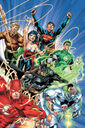 Justice League V2 001 Cover2SansTxt