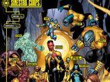 Sinestro Corps (Nouvelle Terre)