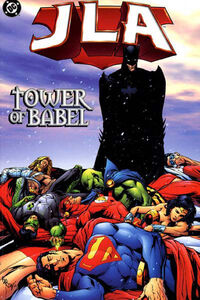 JLA : Tower of Babel