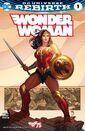 Wonder Woman Vol 5 1 Variant