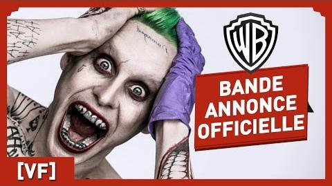 Suicide Squad - Bande Annonce Officielle (VF) - Jared Leto Margot Robbie Will Smith