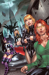 Les Birds of Prey
