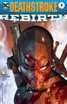 Deathstroke: Rebirth Vol 1 1