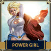 Icône Power Girl