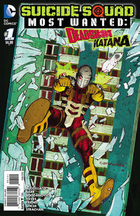 Suicide Squad Most Wanted - Deadshot and Katana Vol 1 1