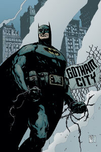 Batman durant le No Man's Land