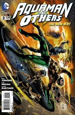 Aquaman and the Others V1 02