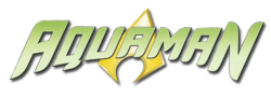 Aquaman Vol 7 logo
