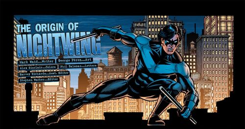 Origines de Nightwing