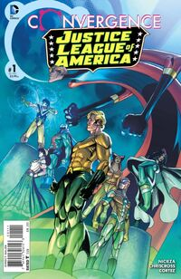 Convergence Justice League of America Vol 1 1