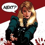 Icône Black Canary (Dinah Laurel Lance)