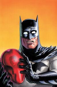 Batman découvre que Jason Todd est Red Hood