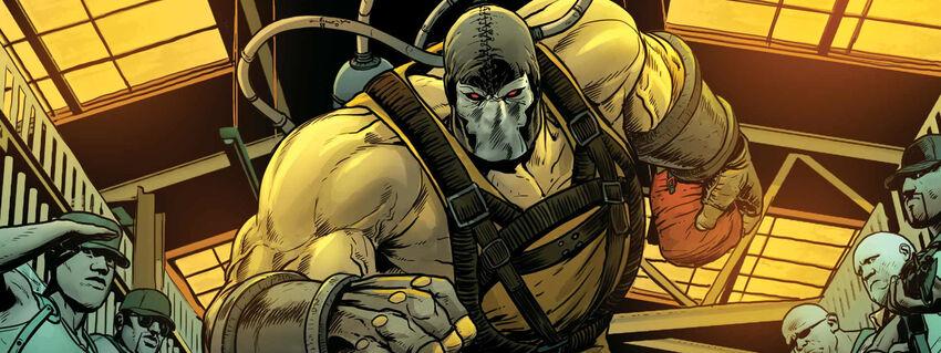 Cover Bane (NT)
