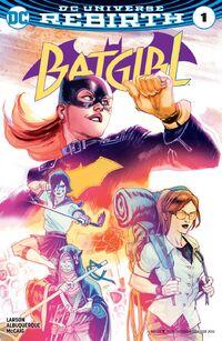 Batgirl Vol 5 1