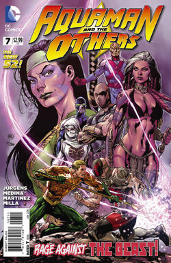 Aquaman and the Others V1 007