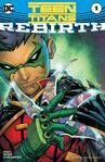 Teen Titans: Rebirth Vol 1 1