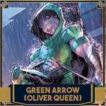 Icône Green Arrow (Oliver Queen)