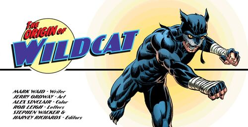 Origines de Wildcat